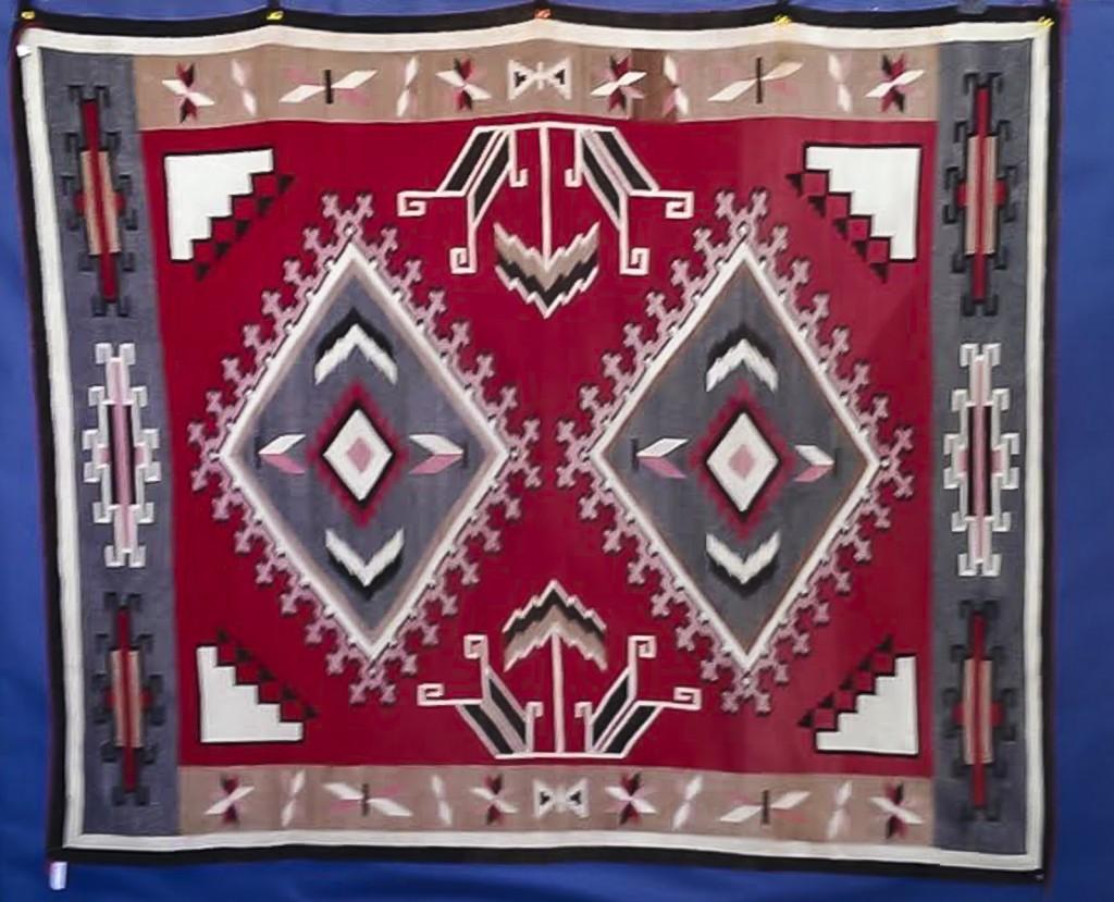 teec navajo rug
