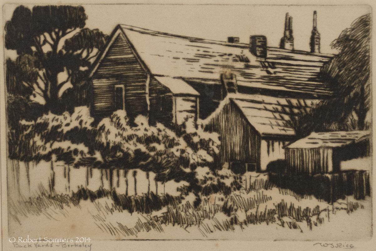 William S Rice Blue Heron Gallery