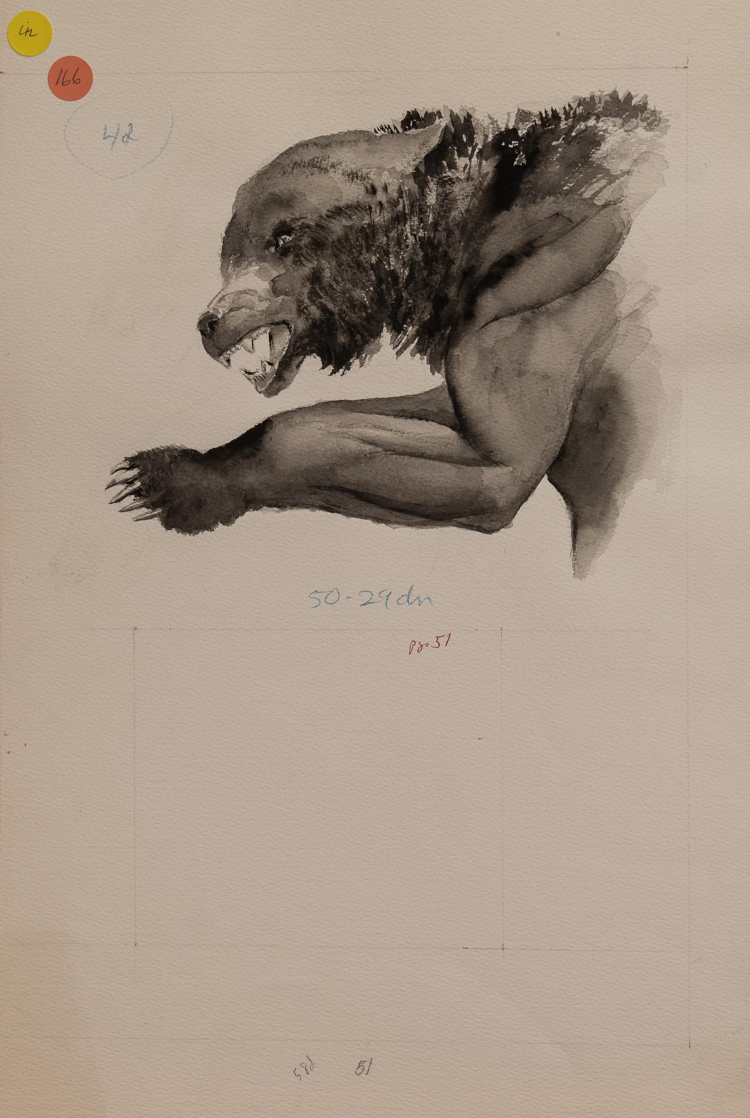 angry bear (1 of 1)