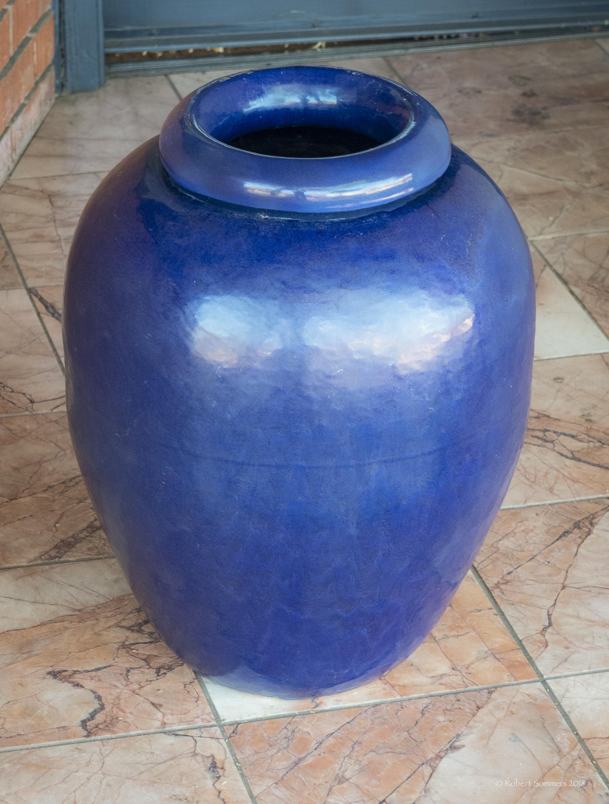 Bauer oil jar