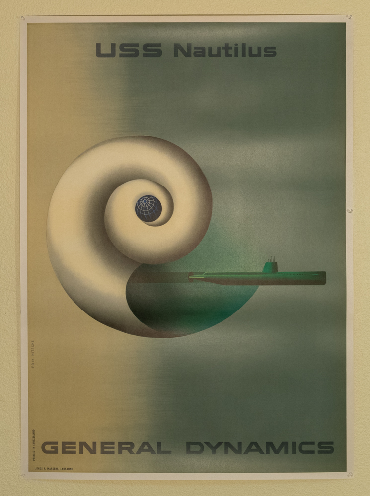 Erik Nitsche - Atoms for Peace