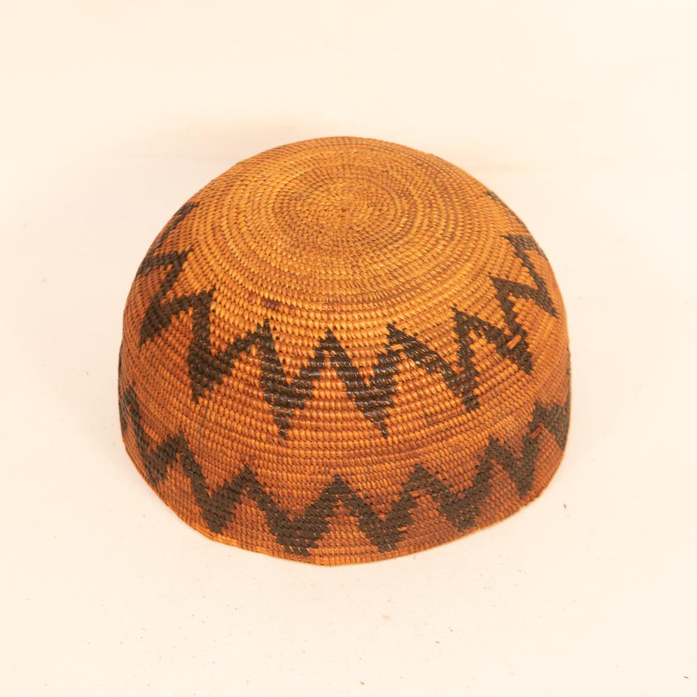 mission bowl indian basket