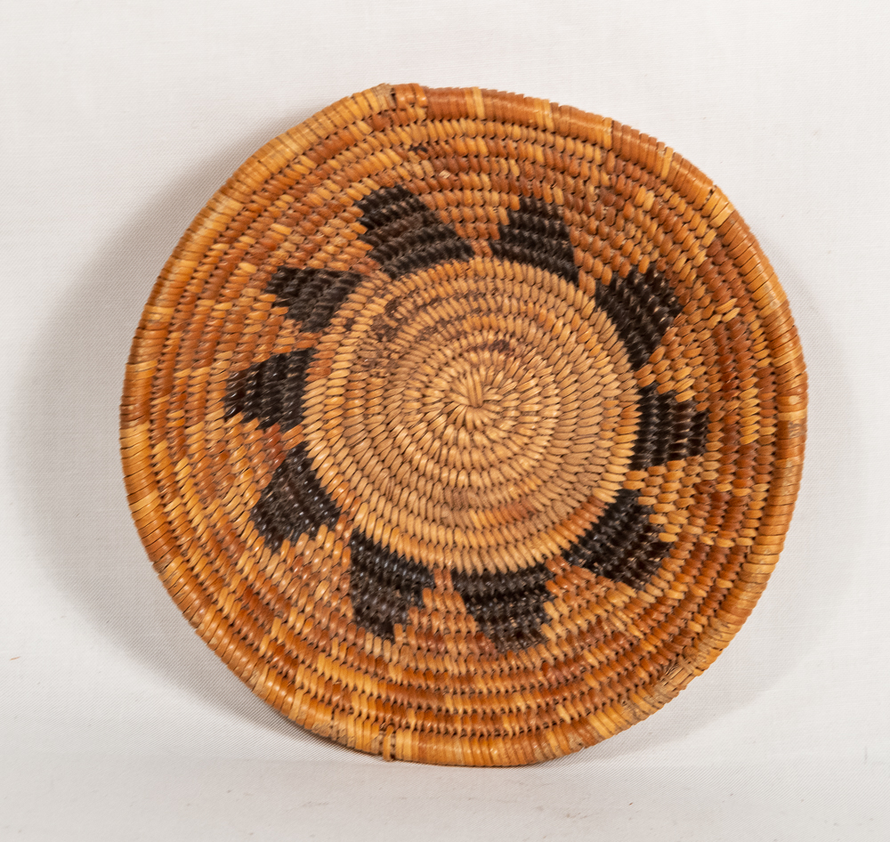 mission basket native american
