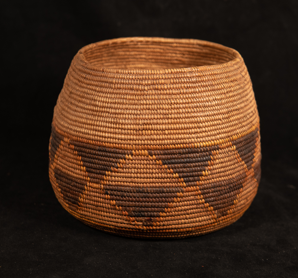 mission indian basket