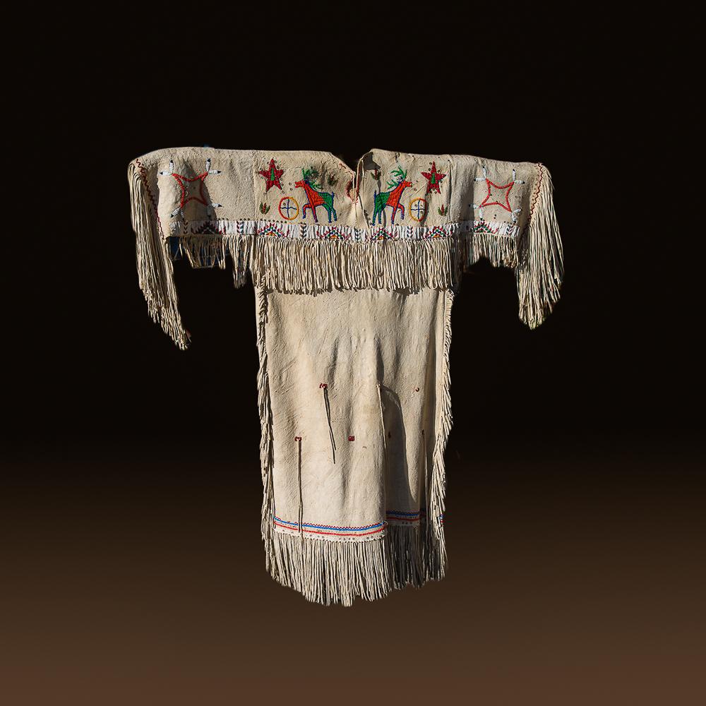 Sioux elk dreamer society dress
