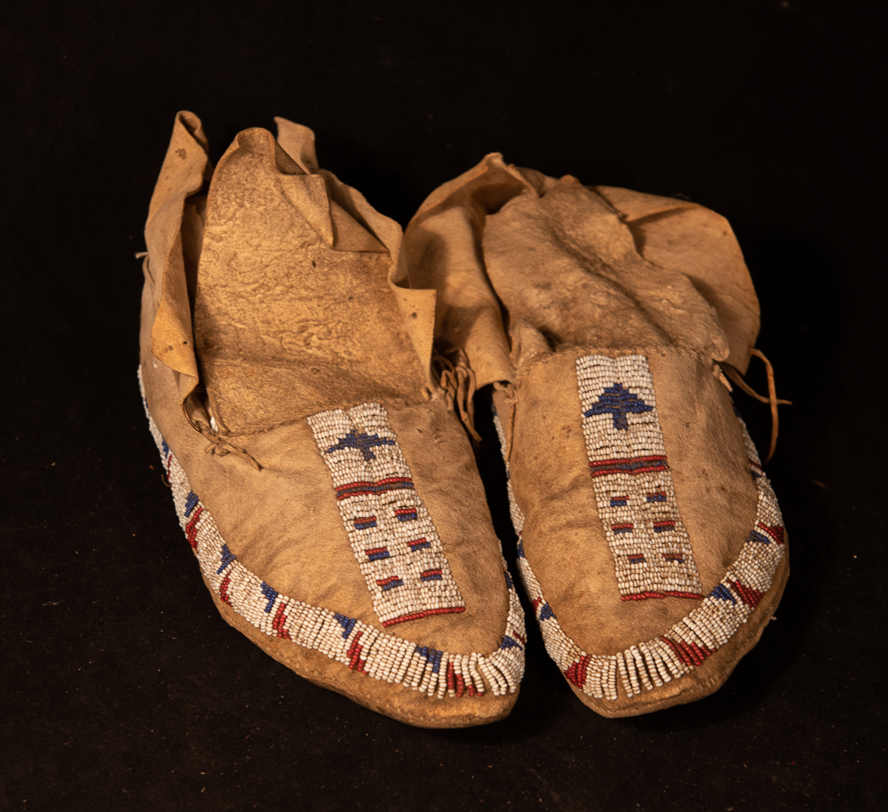 Northern Plains Moccasins