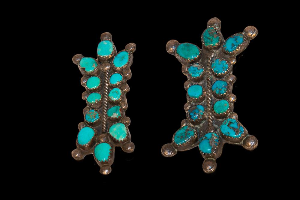 Navajo pins.