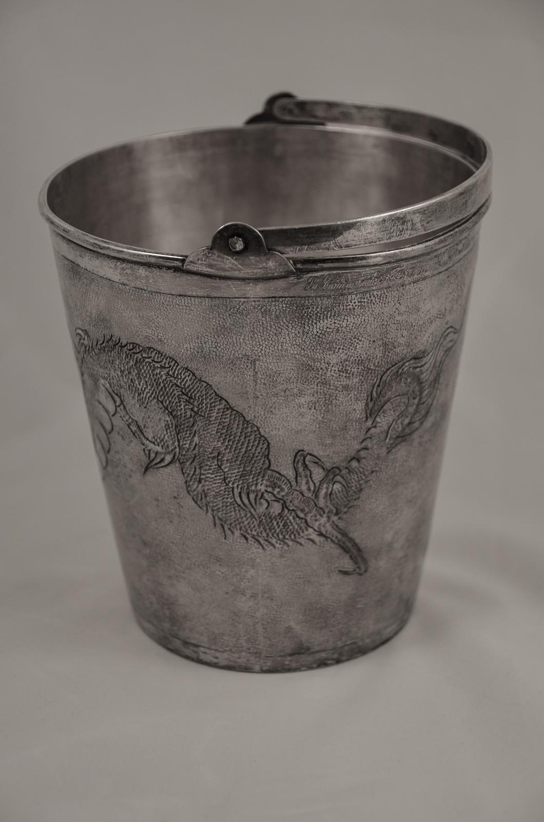 chinese export ice bucket