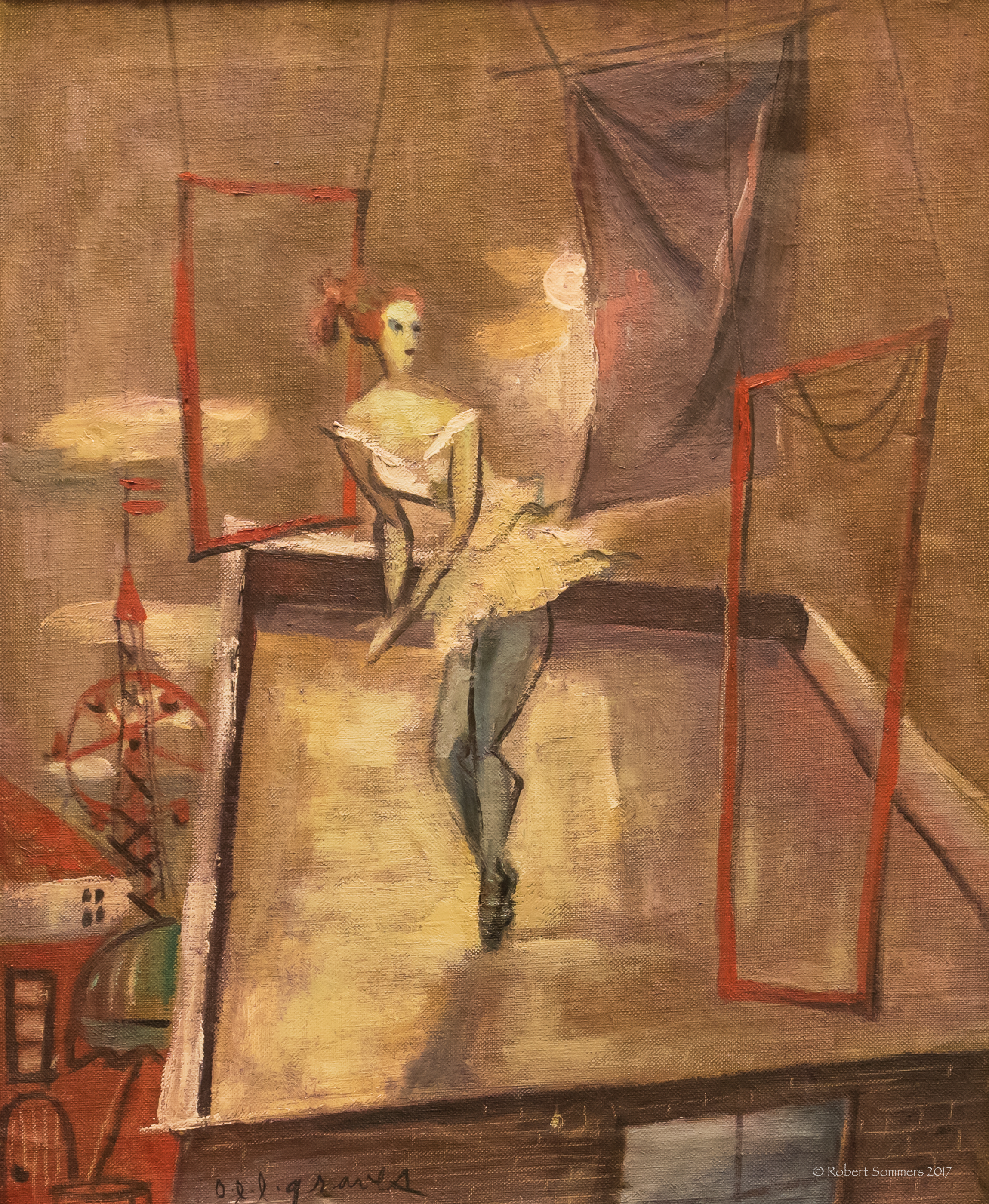 O.E.L. Graves