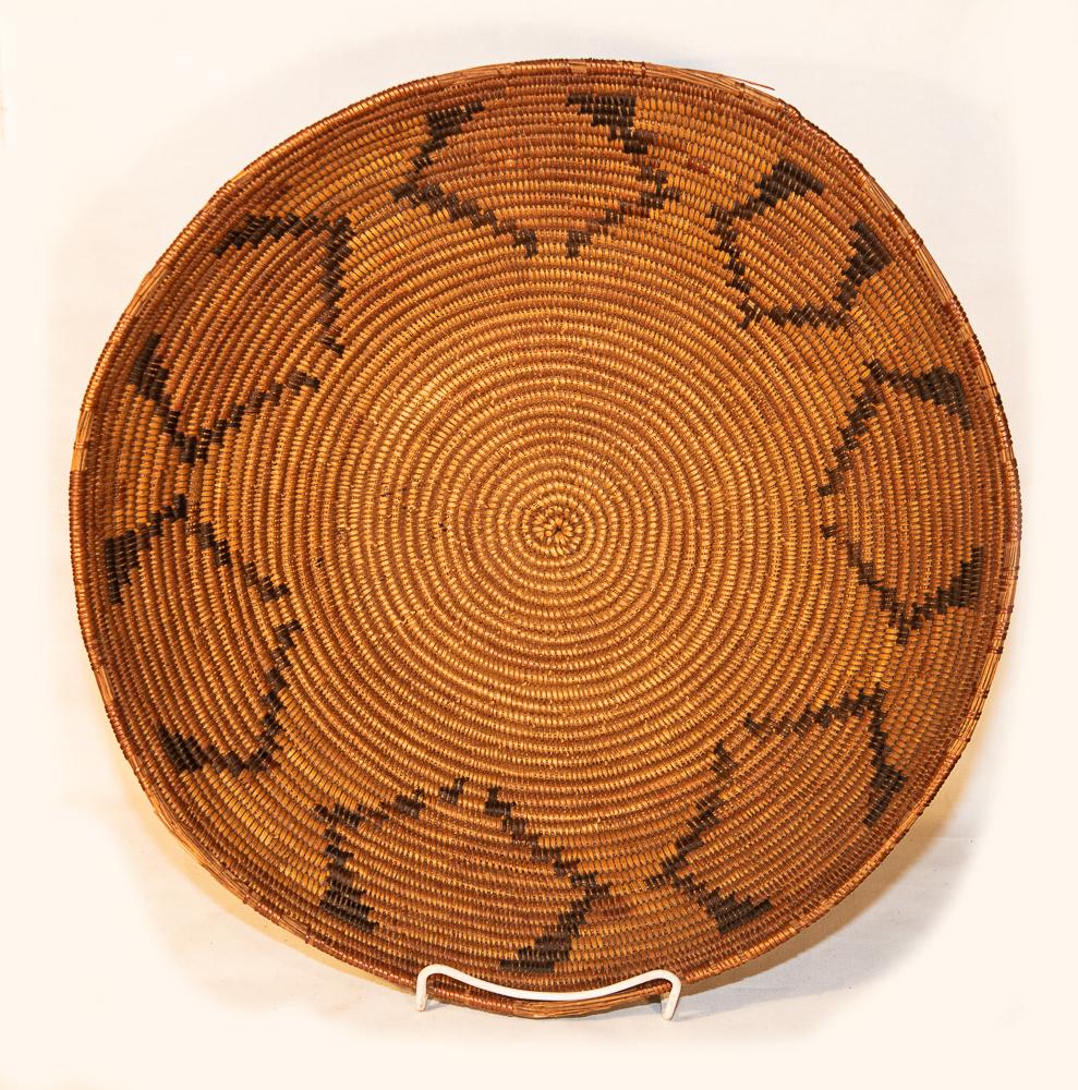 mission basket native american