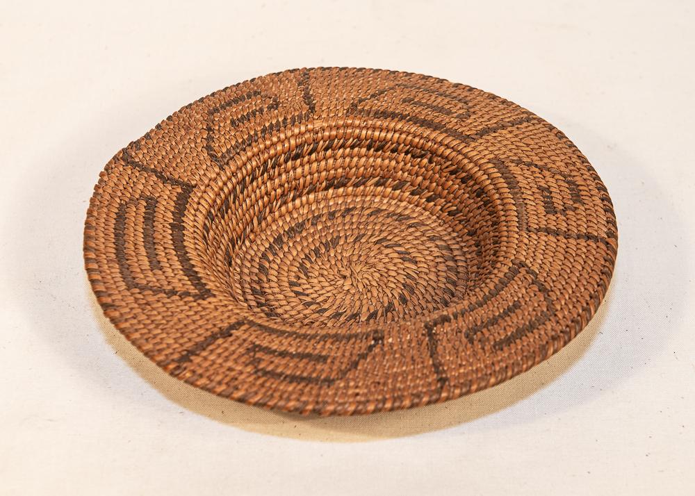 Pima basket hat