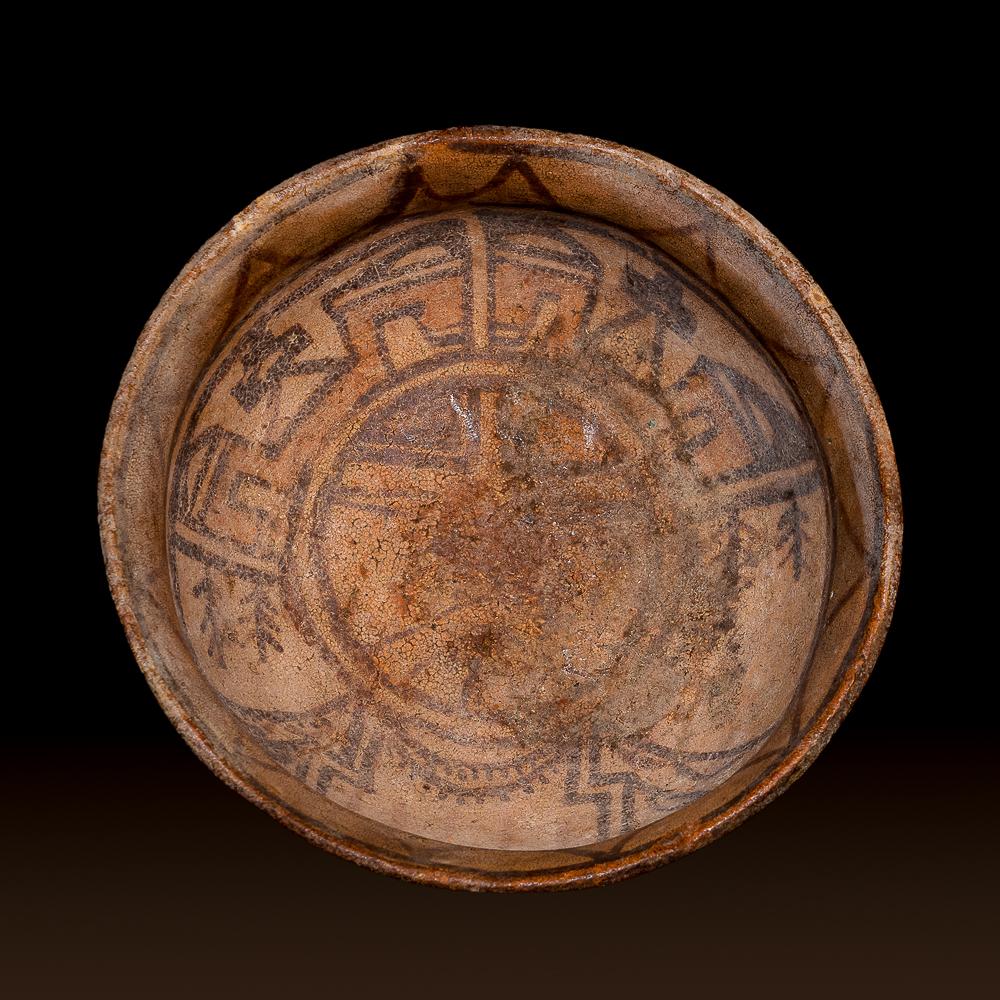 Historic Hopi Pottery Polaacca