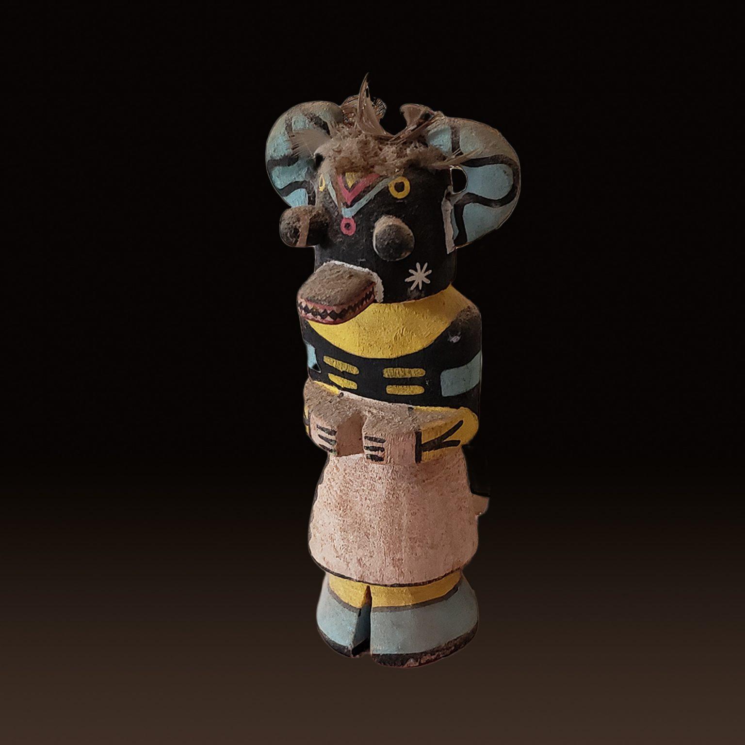 Jimmy Kewanwytewa kachina doll